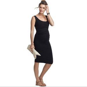 Isabella Oliver 'Ellis' Side Ruched Tank Dress